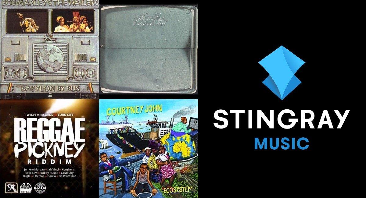 Jammin' | Stingray Music